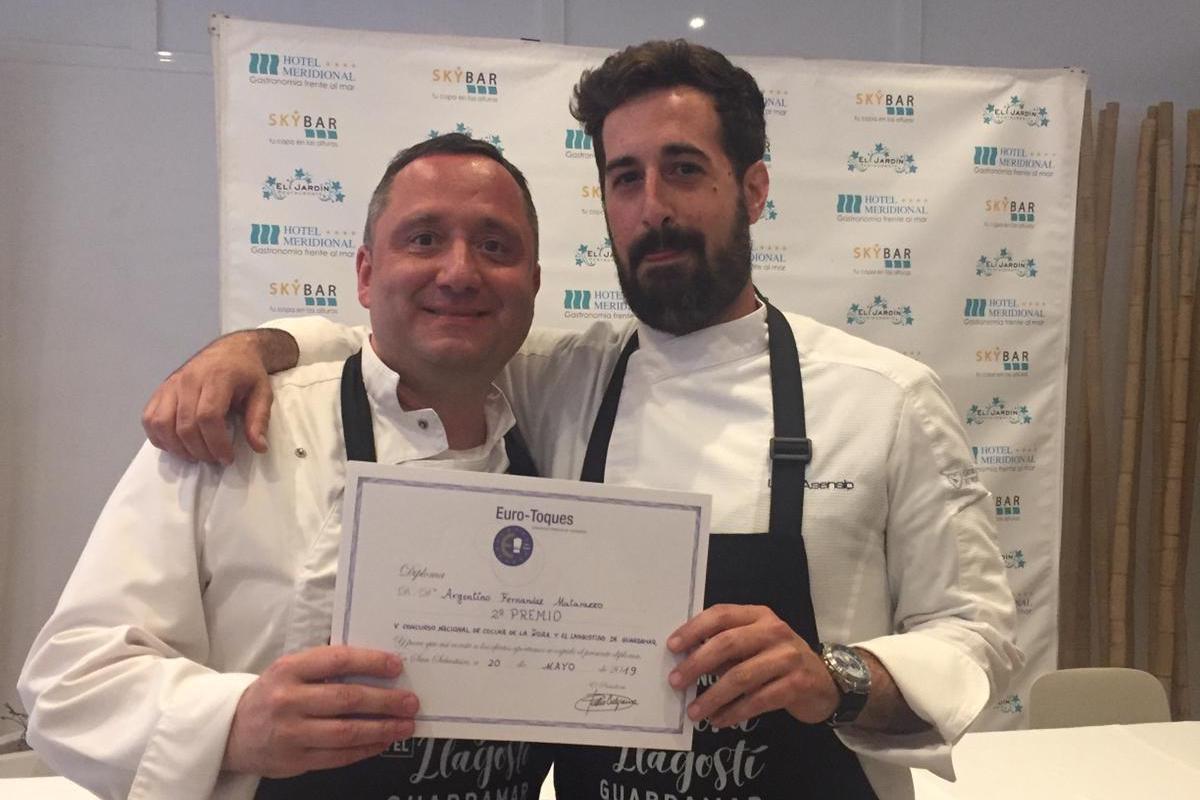 2º Premio en el V Concurso Nacional de la Ñora y el Langostino de Guardamar del Segura