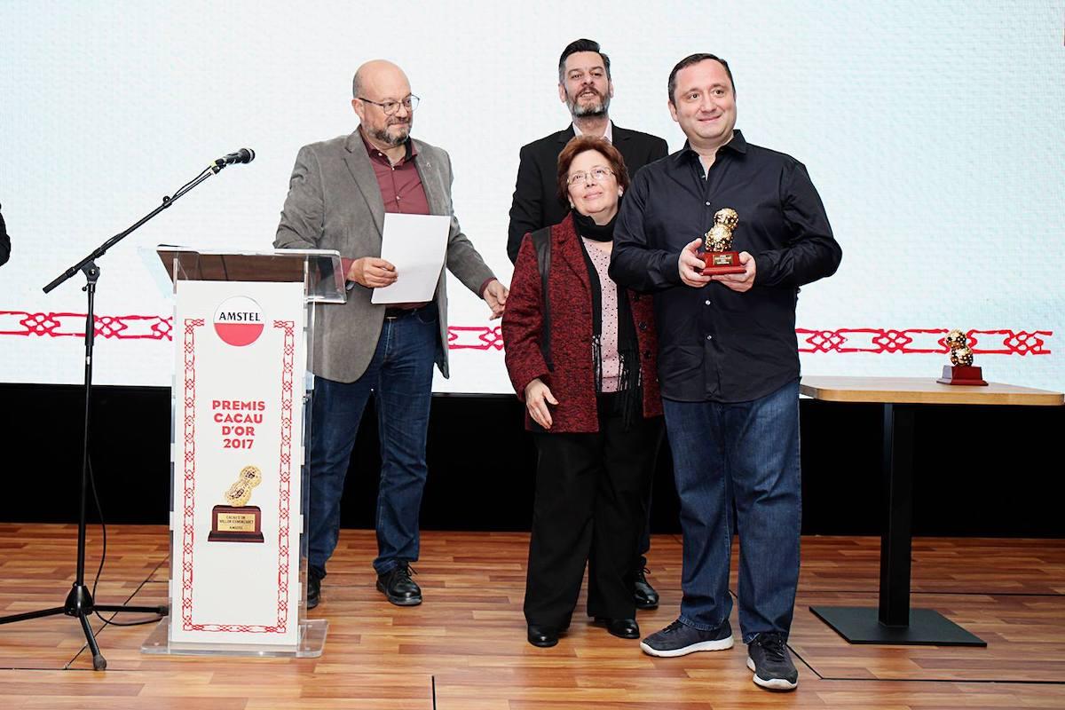 Premio Cacau D'Or 2017